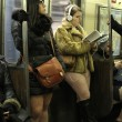 No Pants Subway ride, in mutande nella metro di New York18
