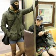 No Pants Subway ride, in mutande nella metro di New York11