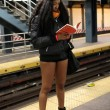 No Pants Subway ride, in mutande nella metro di New York26
