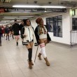 No Pants Subway ride, in mutande nella metro di New York08