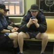 No Pants Subway ride, in mutande nella metro di New York21