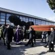 Pino Daniele, funerali Roma FOTO06