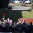 Pino Daniele, funerali Roma FOTO08