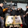Pino Daniele, flash mob Piazza del Plebiscito14