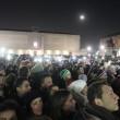 Pino Daniele, flash mob Piazza del Plebiscito05