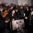 Pino Daniele, flash mob Piazza del Plebiscito07
