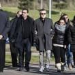 Pino Daniele, funerali Roma: lungo applauso accoglie feretro in chiesa 13