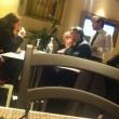 Pippo Civati a cena con esponenti M5s: la foto finisce sul web e lui si arrabbia