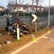 Roncade Far West: bancomat esplode, inseguimento, auto esce. 2 rapinatori morti