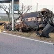 Roncade Far West: bancomat esplode, inseguimento, auto esce. 2 rapinatori morti3