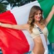 Valentina Bonariva, la concorrente italiana a Miami per Miss Universo 04
