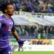 Calciomercato Fiorentina, Cuadrado: Chelsea e Man Utd fanno sul serio