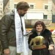 """Stefania Pezzopane, Tapiro d'oro. """"Simone Coccia finto più bello d'Italia"""". Lei nega 3"""