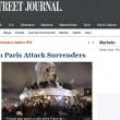 Charlie Hebdo, stampa francese listata a lutto12