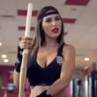 Yolanthe Cabau sexy poliziotta in Turchia VIDEO
