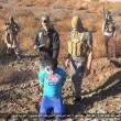 Isis, decapitato uomo con maglia Napoli: foto sul web 02