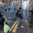 Lega a Roma, centri sociali in piazza. Allerta scontri: schierati 4.000 agenti 05