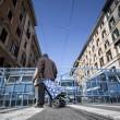 Lega a Roma, centri sociali in piazza. Allerta scontri: schierati 4.000 agenti 03