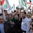 Matteo Salvini a Roma: diretta VIDEO manifestazione Lega Nord 2