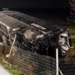 Scontro pullman studenti-camion sulla A21: 40 feriti, 3 gravi 01