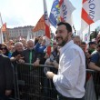 Matteo Salvini a Roma: diretta VIDEO manifestazione Lega Nord 3