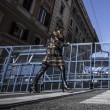 Lega a Roma, centri sociali in piazza. Allerta scontri: schierati 4.000 agenti 01