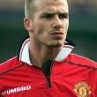 """David Beckham: """"Quando Ferguson mi disse di rasarmi"""""""