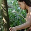 Cecilia Rodriguez e Brice Martinet, la prima notte a Playa Desnuda 02