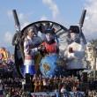 Carnevale Viareggio: Merkel burlesque 07