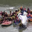 Taiwan, aereo TransAsia precipita nel fiume dopo decollo6