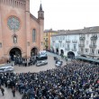Michele Ferrero, Alba si ferma per funerali