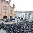 Michele Ferrero, Alba si ferma per funerali07