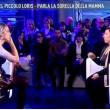 """VIDEO YouTube Barbara D'Urso a Le Invasioni Barbariche: """"Uomini scappano da me""""10"""