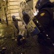 Roma, scontri tra tifosi del Feyenoord e la polizia a Campo de' Fiori FOTO 7