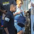 Beyonce passeggia senza reggiseno a West Hollywood03