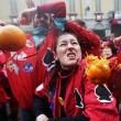 Carnevale Ivrea, la battaglie delle arance11