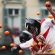 Carnevale Ivrea, la battaglie delle arance20