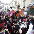Carnevale Ivrea, la battaglie delle arance