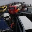 Corea del Sud, maxi-tamponamento: 2 morti, 30 feriti, 100 veicoli coinvolti 010