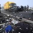 Corea del Sud, maxi-tamponamento: 2 morti, 30 feriti, 100 veicoli coinvolti 03