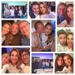 Gigi D'Alessio, festa a sorpresa: Antonio Cassano, Mara Venier, Bonolis... FOTO