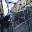 Lega a Roma, centri sociali in piazza. Allerta scontri: schierati 4.000 agenti 07