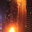 VIDEO YouTube Dubai, incendio Torch Tower: inferno di cristallo FOTO