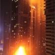 VIDEO YouTube Dubai, incendio Torch Tower: inferno di cristallo FOTO4