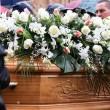 Elena Ceste, funerali sotto la neve a Govone 13