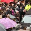 Elena Ceste, funerali sotto la neve a Govone 1