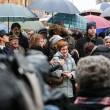 Elena Ceste, funerali sotto la neve a Govone 07
