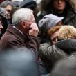Elena Ceste, funerali sotto la neve a Govone 08