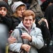 Elena Ceste, funerali sotto la neve a Govone 9