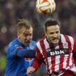 Europa League, la diretta 13